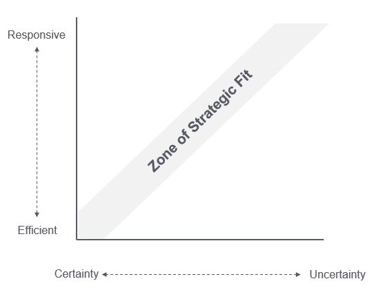 Zone of Strategic Fit For Procurement